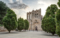 Church of Sant Esteve (Peratallada, Catalonia) by Marc Garrido Clotet
