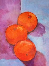 Tres naranjas von Arte Costa Blanca