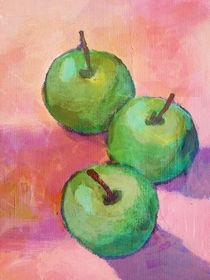 Tres manzanas by Arte Costa Blanca