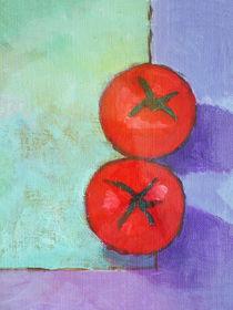 Dos tomates von arte-costa-blanca