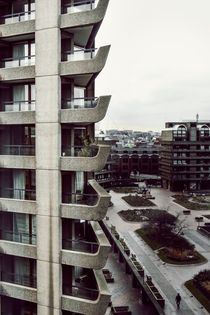 Barbican, London by Gytaute Akstinaite