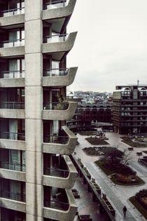 Barbican, London von Gytaute Akstinaite