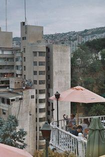 Valparaiso, Chile by Gytaute Akstinaite