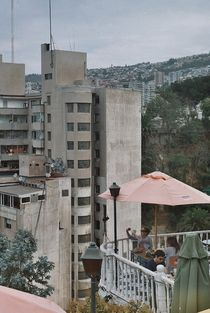 Valparaiso, Chile von Gytaute Akstinaite