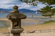 Miyajima beach von tfotodesign