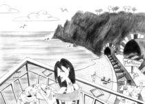 Pencil-drawing-cartoon-illustration