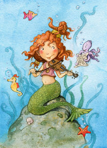 Littler Mermaid