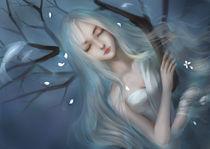 Flower-moon-night