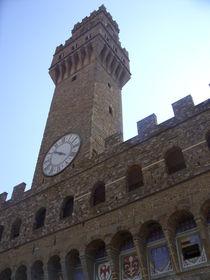 Palazzo Vecchio, Florenz by Steffanie Reimann