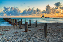 Tagesanbruch in Zingst by moqui