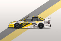 Opel Omega A Irmscher Evo 500 ATS DTM Touring Car by monkeycrisisonmars