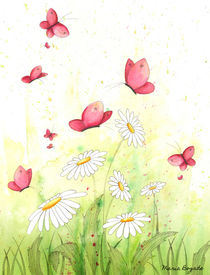 Flowers & Butterflies 4