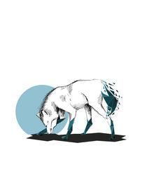 Print-wolf