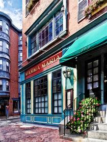 Boston MA - North End Restaurant von Susan Savad