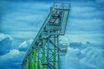 Die Brücke by Gisela Peter