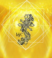Gothic Cross: Divine von Care Halverson