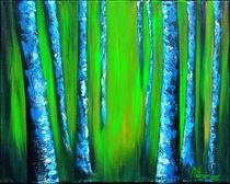 """Blue Moments"" by Maria Killinger"