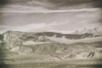 San Bernadino Berge  by Bastian  Kienitz