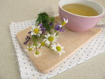 Kräutertee mit Kamille und Lavendel von Heike Rau