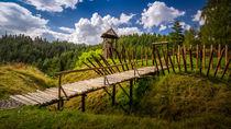 Havranok - Liptovska Mara by Zoltan Duray