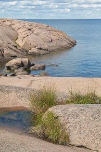 Blaue Jungfrau – Insel in Schweden von STEFARO .
