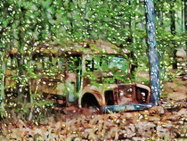 Old-school-bus
