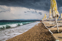 'Golden Cape (Zlatni Rat) Beach - Bol - Brac Island - Croatia' by Jörg Sobottka