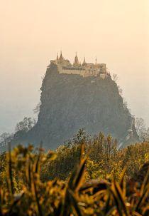 Zauberberg, Mount Popa 1 by Bruno Schmidiger