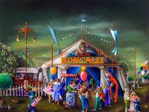 Zirkus Roncalli von Annelie Dachsel-Widmann