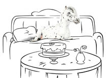 "Pony-Power ""Cake"" by cavallo-magazin"