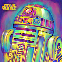 R2D2 by Christian Lopez