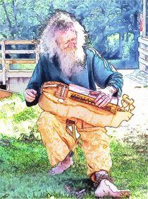 'Bauernleier, (Musikinstrument)' by Wolfgang Pfensig