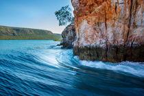 Horizontal Waterfalls von Stuart Row