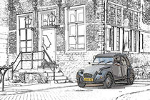 2cv Charleston Hommage by Johan Dingemanse