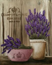 'Lavendel' by Christine Schmidt