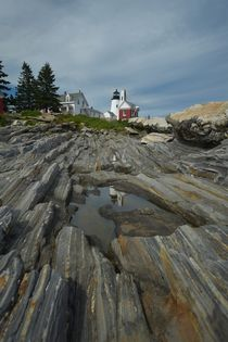 Pemaquid Point Lighthouse by usaexplorer