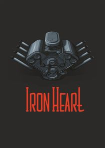 Iron Heart B by Anisenkov Alexander