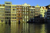Damrak Amsterdam von Patrick Lohmüller