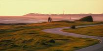 Walk on the coastal path von John Wain