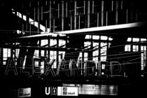 Alexanderplatz von Bastian  Kienitz