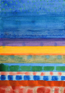 Ocean View by Heidi  Capitaine