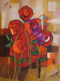 Spanish Roses von Arte Costa Blanca