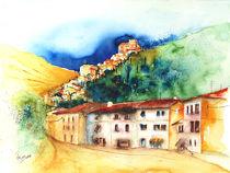 Collodi Toskana by Hartmut Buse