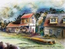 Krabat-Mühle Schwarzkollm von Hartmut Buse