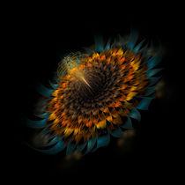 Herbstblüte  von Viktor Peschel