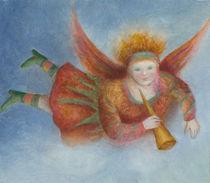 Vergnügter Engel von Nicola Klemz