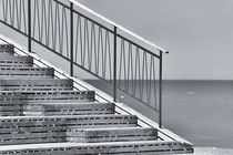Treppe am Meer by kiwar