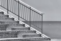 Treppe am Meer by kiwar