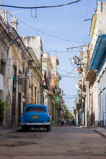 Old Alley by Alex Torres