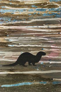 Seashore-otter